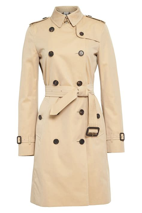In Coat by Trench Coat