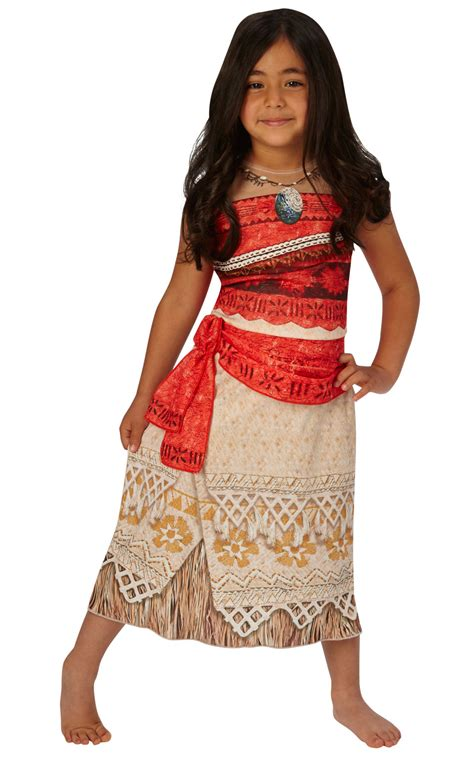 Dress Moana by Moana Costume Tv Book And Costumes Mega