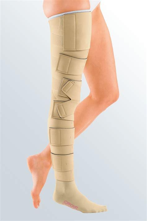 compression garments circaid 174 juxtafit 174 premium leg high quality inelastic