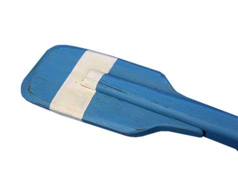small boat oars wholesale wooden barton squared rowing oar w hooks 24