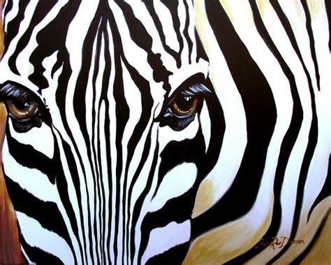 acrylic painting zebra acrylics zebra large original acrylic painting by