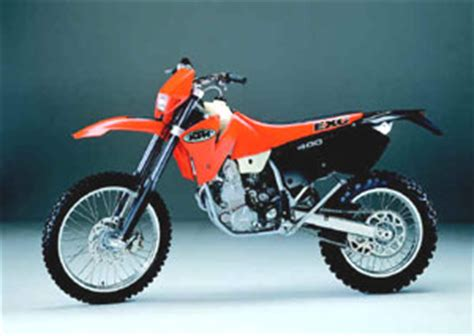 2002 Ktm 400 Exc Review 2002 Ktm 400 Exc Motorcycles