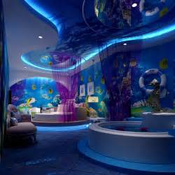 Ocean Themed Bedroom Ideas Aliexpress Com Buy 2015papel De Parede 3d Personalized