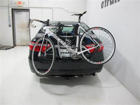 Bike Rack For Toyota Camry by 2016 Toyota Camry Thule Archway Xt 2 Bike Rack Trunk