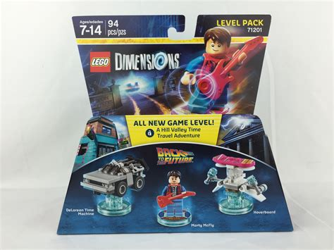 Lego 71201 Dimensions Level Pack Back To The Future lego wars forum from bricks to bothans view topic previewing the lego dimensions