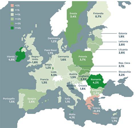 prodotto interno lordo regioni italiane la ue abbassa le stime governo 171 il debito non