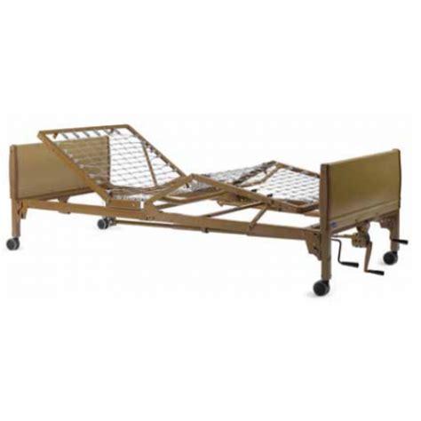 invacare beds invacare manual hospital bed 5307ivc bundle