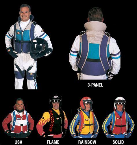 layout boat jacket lifeline race gear boat racing safety