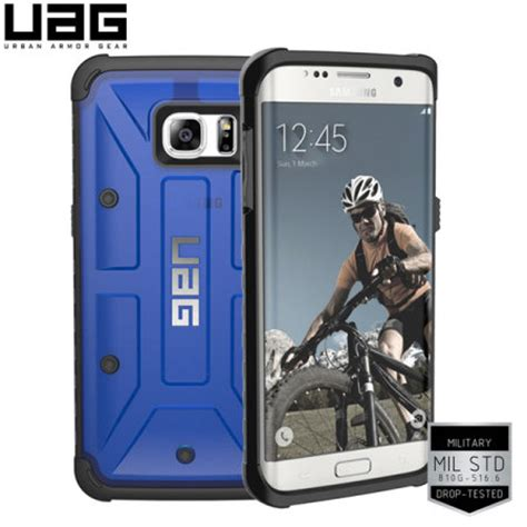 Uag Samsung Galaxy S7 Trooper Card Black Black uag samsung galaxy s7 edge protective cobalt black reviews