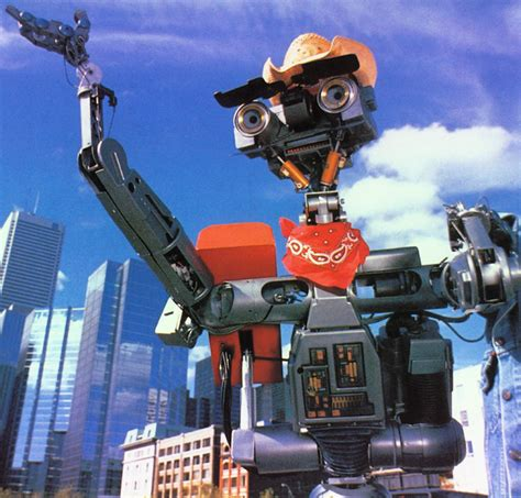 film robot short circuit johnny 5 short circuit animatronic hero robot