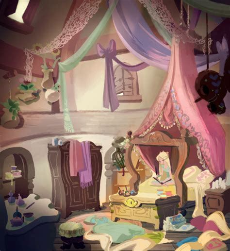 tangled bedroom tangled concept art my girl s bedroom might end up