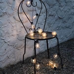 guirlande lumineuse ext 233 rieur eclairage design