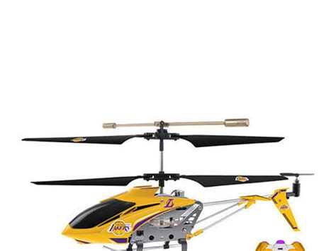 Extra Giveaways Nba Live - win it an l a lakers helicopter by world tech toys extratv com