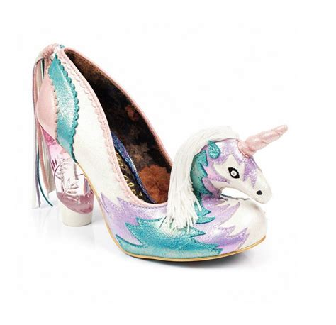 unicorn shoes shoe wednesday unicorn shoes from irregular choice