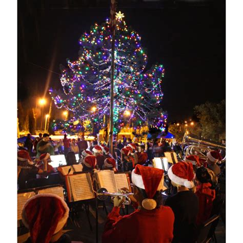 best christmas trees in san diego best tree lighting celebrations in san diego