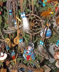 native american southwestern ornaments