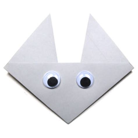 Easy Origami Mouse - animal origami