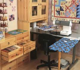 sewing room quilting