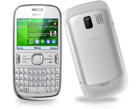 Hp Nokia Asha 302 Second mwc 2012 nokia asha 302 review look reviews