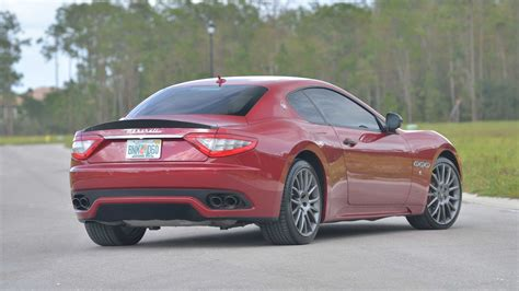 2012 Maserati Granturismo S by 2012 Maserati Granturismo S T201 Kissimmee 2018