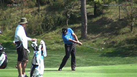 kj choi golf swing slow hd k j choi iron golf swing 2012 4 youtube