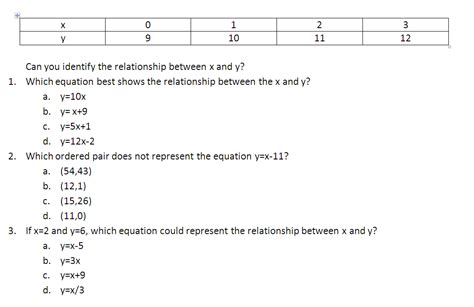 Independent And Dependent Variables Worksheet by 6th Grade Dependent And Independent Variables Worksheets