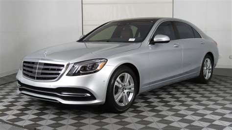 2019 Mercedes S Class by 2019 New Mercedes S Class S 450 4matic Sedan At