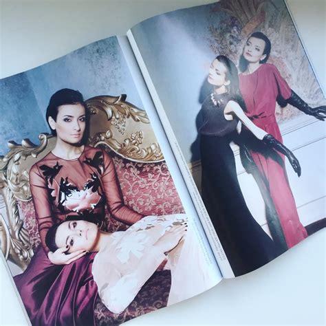 glam twins blog glam twin photoshoot magazine mood lucine blog