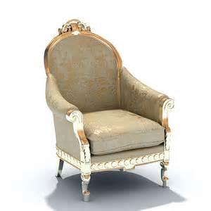 classic furniture 73 am33 3ds dxf max obj 3d model