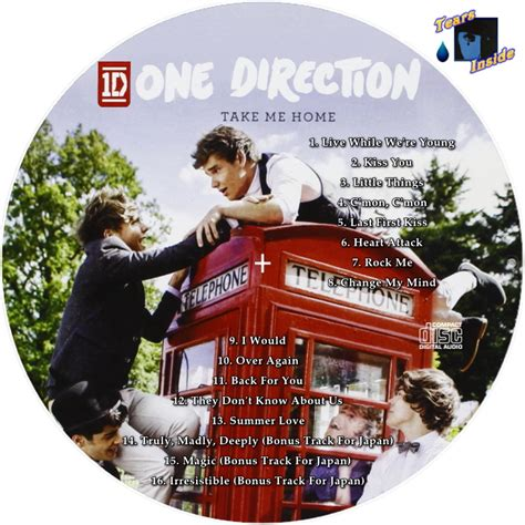 How One Sandwich Takes Me Home by One Direction Take Me Home
