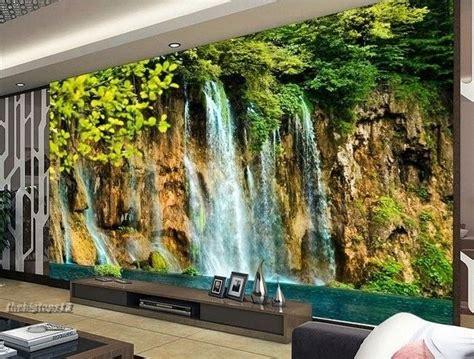 home  wallpaper bedroom mural roll modern forest