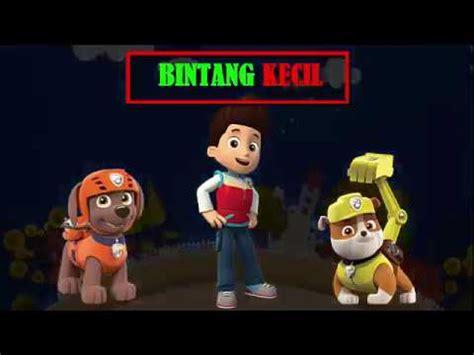 Paw Patrol Kecil by Bintang Kecil Paw Patrol Lagu Anak Indonesia Populer