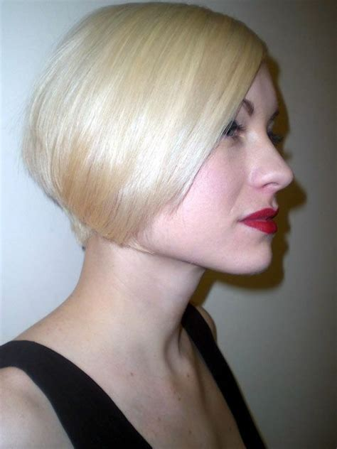 chin length angled bob haircuts 192 best images about hair salon on pinterest jennifer