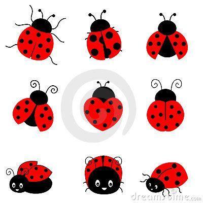 cartoon ladybug tattoo cartoon ladybug cute colorful ladybugs illustration