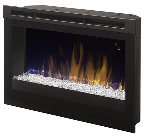 electric fireplace insert dimplex dimplex 25 quot dfr2551g electric fireplace insert electric