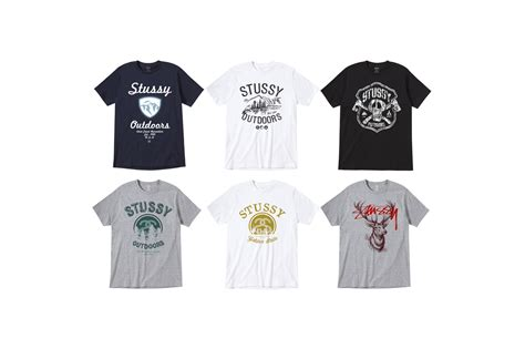 T Shirt Kaos Stussy Today Is A Day 2403 Dear Aysha image gallery stussy designs
