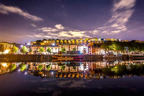 Old Fire Pit - 10 stunning photos of bristol at night best of bristol