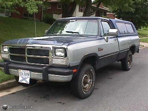 1991 dodge ram 250 1991 dodge ram 250 le id 12806