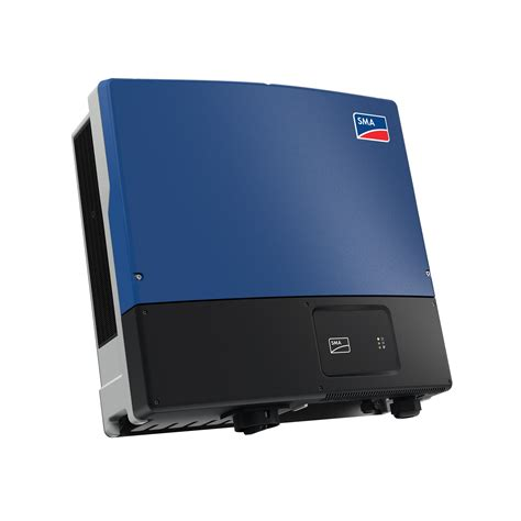 3 Mppt Inverter by Sma Solar Tripower 20 000tl 20kw Solar Inverter
