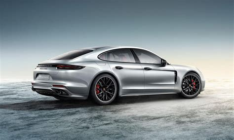 porsche panamera 2017 black porsche exclusive reveals enhancements for 2017 panamera