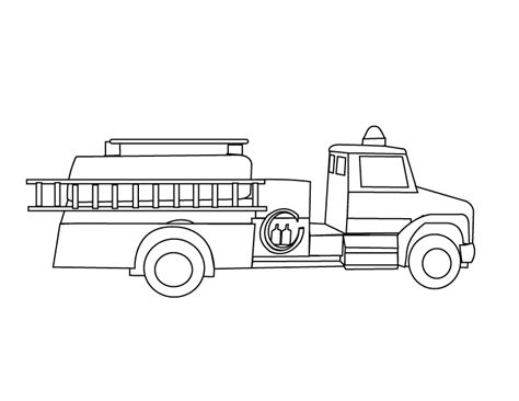 fire truck coloring pages to download and print for free fire truck coloring pages to download and print for free