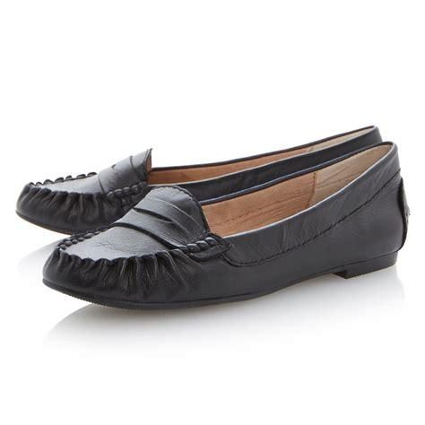 flat loafer shoes steve madden murphey almond toe saddle flat loafer shoes