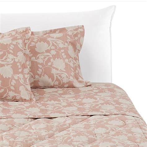 biancheria letto zucchi zucchi completo letto matrimoniale clori rosa di