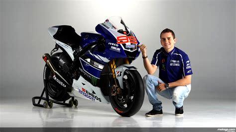 Seragam Motogp Ini Dia Livery Seragam Baru Yamaha M1 Di Motogp 2013