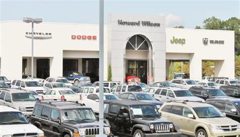 howard wilson chrysler jeep dodge howard wilson chrysler jeep dodge ram