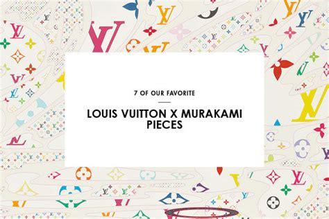 Lv Monogram Cardi 7 best louis vuitton x takashi murakami collaborations