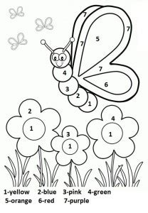 coloring activities for kindergarten spring pages free spring worksheet for kids crafts and worksheets for