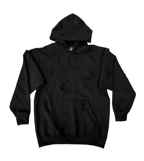 Handmade Hoodies - custom distressed hoodie