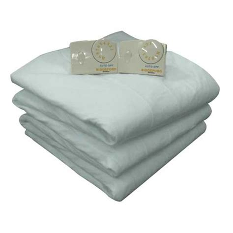biddeford blankets electric heated mattress pad mattress