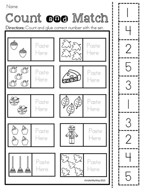 Work For Kindergarten Worksheets by Number Recognition Printables For Preschoolers Free
